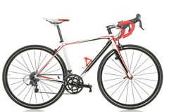 Race road bike Stock Image
