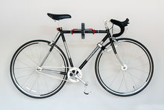 Race Road Bike On White Royalty Free Stock Photography