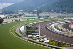 Race track. stock photos