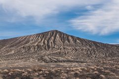 The Race Track. In Death Valley, California Royalty Free Stock Photos