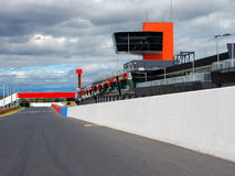 Race Track. A race track in Bathurst New South Wales Australia Royalty Free Stock Photo