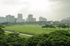 Race Track, Bangkok Stock Photography