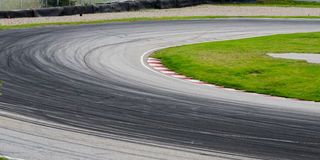 Race track Royalty Free Stock Photography