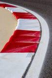 Race Track. Formula one race track taken at Bahrain International Circuit royalty free stock photography