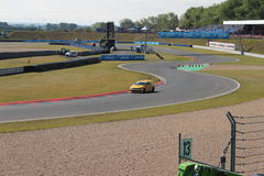 Race Track in Oschersleben, Germany Stock Image