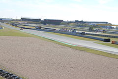 Race Track in Oschersleben, Germany Royalty Free Stock Image