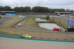 Race Track in Oschersleben, Germany Royalty Free Stock Photo