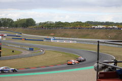Race Track in Oschersleben, Germany Royalty Free Stock Photography