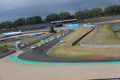 Race Track in Oschersleben, Germany Royalty Free Stock Images