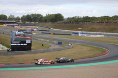 Race Track in Oschersleben, Germany Stock Photo