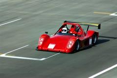 Raceauto royalty-vrije stock fotografie
