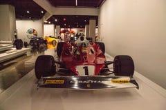 Raceauto 1976 Ferrari 312 T2 Royalty-vrije Stock Foto's