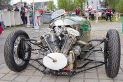 Raceauto Morgan Super Sport vanaf 1930 Royalty-vrije Stock Foto's