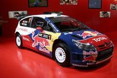 Raceauto van Citroà de ?n ds4 Royalty-vrije Stock Foto