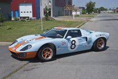 Racebil Arkivfoton