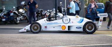 Racecar одно-усаженное классикой Стоковое Фото