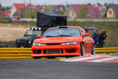 racecar Стоковая Фотография