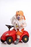 Racecar Stock Image