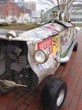 Racecar_1 Lizenzfreies Stockbild