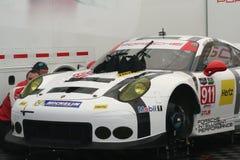 Racecar 免版税库存照片