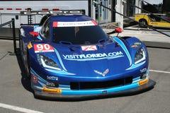 Racecar 免版税库存图片