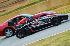 Racecar Zdjęcia Royalty Free