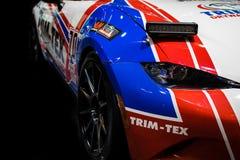 Racecar Στοκ Φωτογραφία