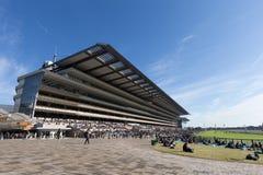 Racecourse του Τόκιο στην Ιαπωνία Στοκ Φωτογραφία