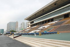 racecourse του Χογκ Κογκ κασσίτ& στοκ φωτογραφία