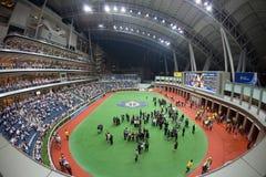 Racecourse олова Sha, Hong Kong Стоковые Изображения