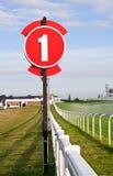 racecourse раннего утра Стоковая Фотография RF