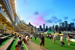 Racecourse Стоковое Фото