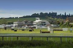 racecourse Arkivfoto