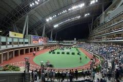 Racecourse do estanho de Sha, Hong Kong Imagens de Stock Royalty Free