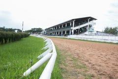 Racecourse jest żadny rywalizacją Obraz Royalty Free