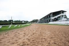 Racecourse jest żadny rywalizacją Fotografia Royalty Free