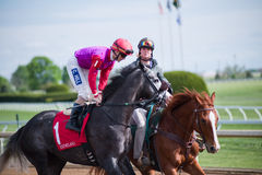 Racecourse - Keeneland Royalty Free Stock Image
