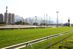 Racecourse Racing Track Stock Photos