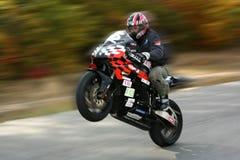 Racer Royalty Free Stock Photo
