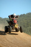 Racer ATVs Royalty Free Stock Photos