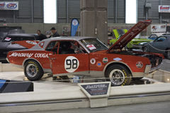 Racerbil Royaltyfri Foto