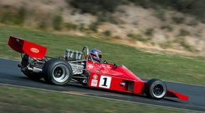 Racerbil för formel 5000 - klo MR1A -3 Arkivbilder