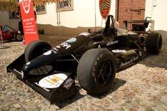 Racerbil för formel 3 på Bergamo den historiska granda prixen 2017 Royaltyfri Bild