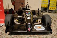 Racerbil för formel 3 på Bergamo den historiska granda prixen 2017 Royaltyfria Foton