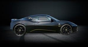 Racerbil för JPS Lotus S Arkivbild