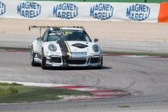 RACERBIL för Porsche 911 kopp GT3 Royaltyfri Foto