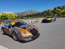 racers Imagem de Stock Royalty Free