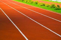 racespår Fotografering för Bildbyråer
