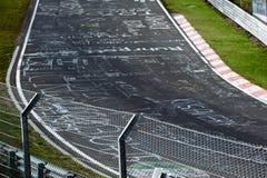 racetrack stock foto's