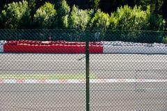 racetrack royalty-vrije stock afbeelding